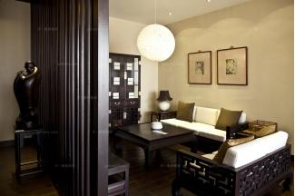高端会所家具品牌天一会红木客厅沙发