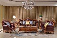 别墅家具法式风格有哪些特点?来一场法式浪漫艺术的享受吧!