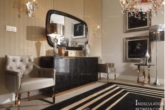 别墅五星级酒店万博手机网页高雅真皮休闲椅