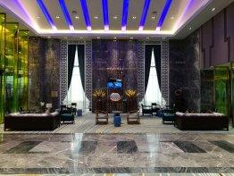 五星级新中式酒店家具案例,让中式家具塑造东方之美。