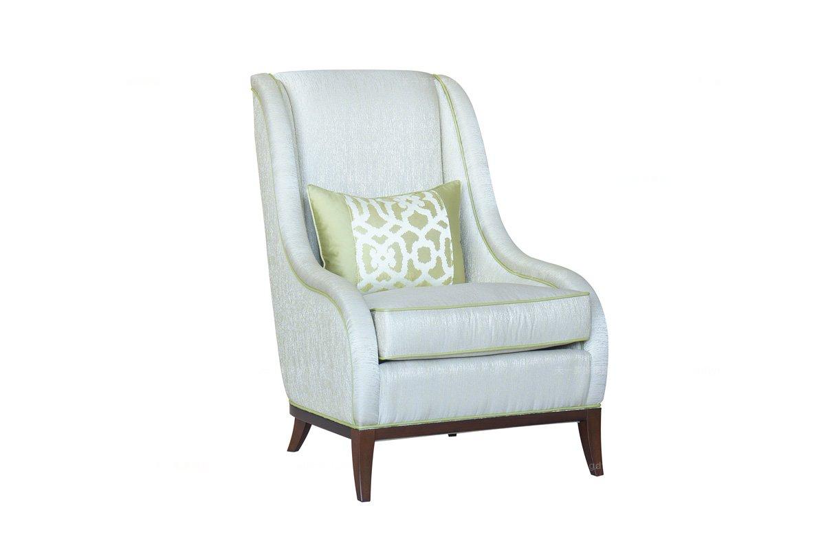 品牌售楼处家具样板间家具法式休闲椅