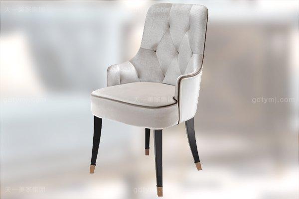 名贵后现代轻奢万博手机网页客厅餐桌椅山水紫拼面板餐桌白色绒布拉点餐椅餐椅