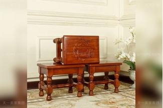 别墅豪宅万博手机网页品牌高端好实木十二生肖小板凳