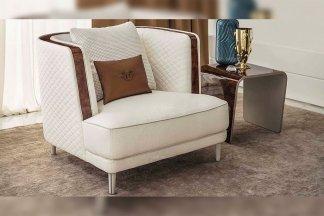 名贵奢华万博手机网页品牌豪宅客厅万博手机网页白色布艺软包车格子单位沙发