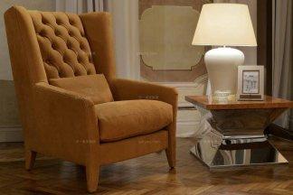 高端奢华别墅豪宅家具品牌现代橙色优质布艺软包休闲单位沙发