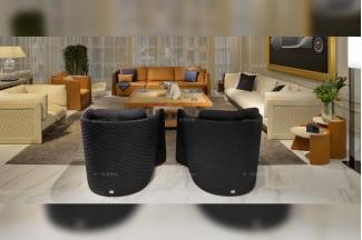 国际名贵奢华家具品牌宾利后现代风客厅沙发组合