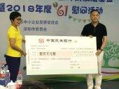 88bf必发官网集团捐赠100万元慈善基金,助力扶贫,爱洒人间!