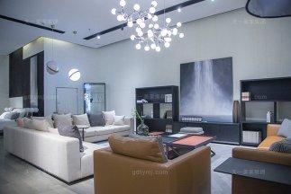 必发88客户端极简元素现代简奢家具客厅高档沙发组合
