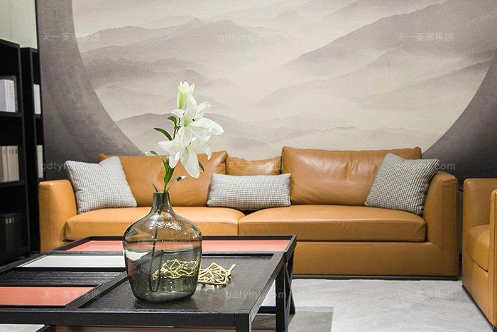 意大利极简元素现代简奢家具客厅高档沙发组合
