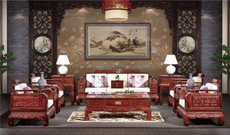 红木家具的这五大特点,看完不后悔