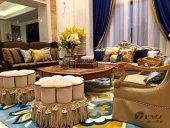 这样的别墅定制家具,让你怎能不想家?