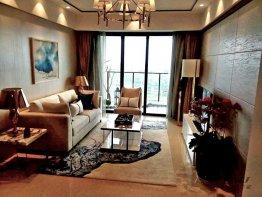 三亚海棠中央云品公寓-现代简约样板间