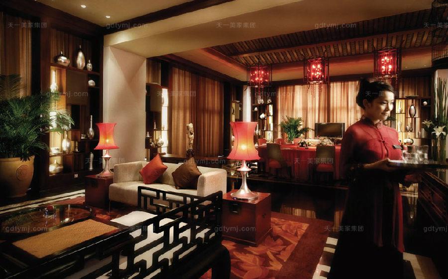 星级酒店家具餐厅