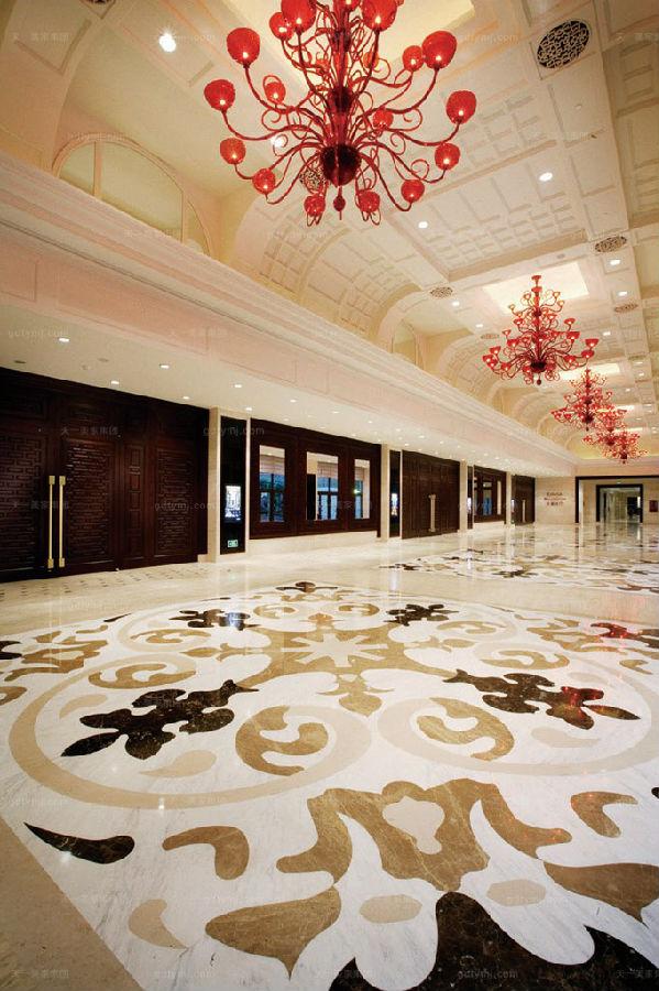 星级酒店家具公共区域