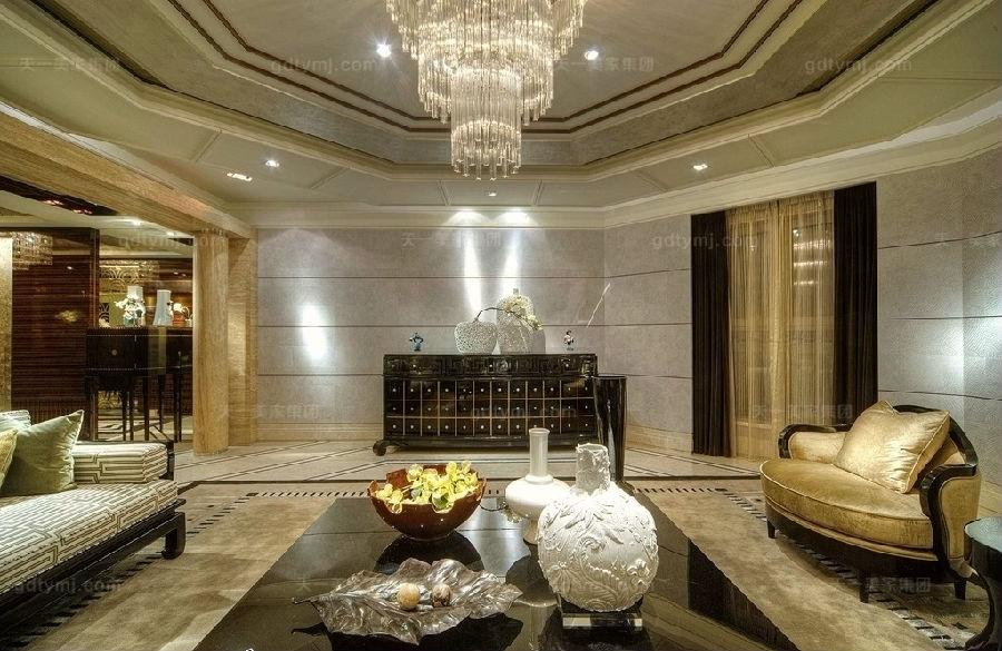 奢华新古典家具客厅3