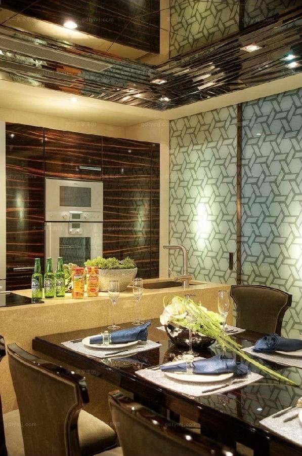 奢华新古典家具餐厅1