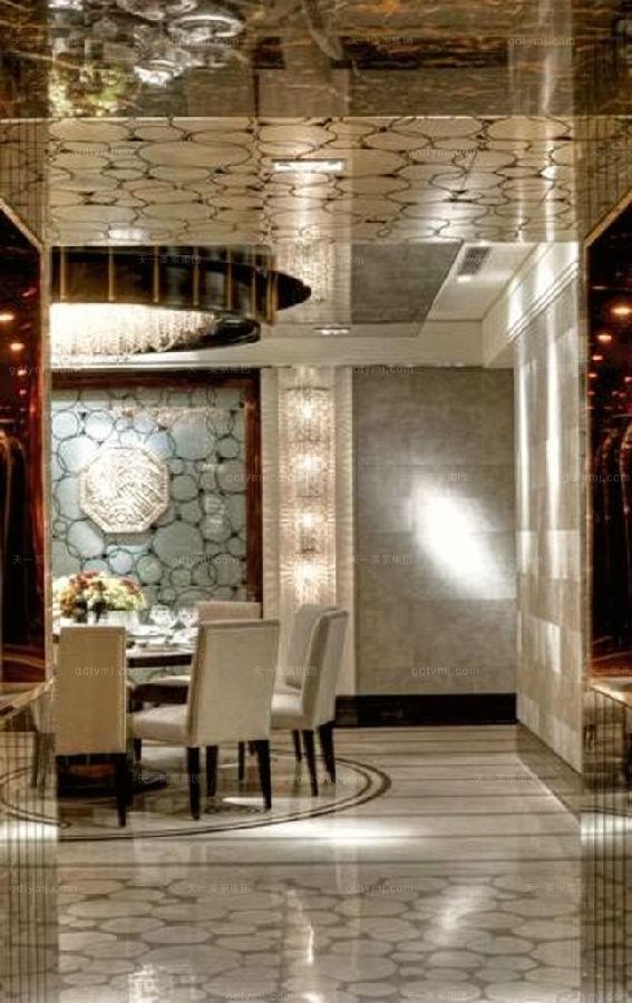 奢华新古典家具餐厅5
