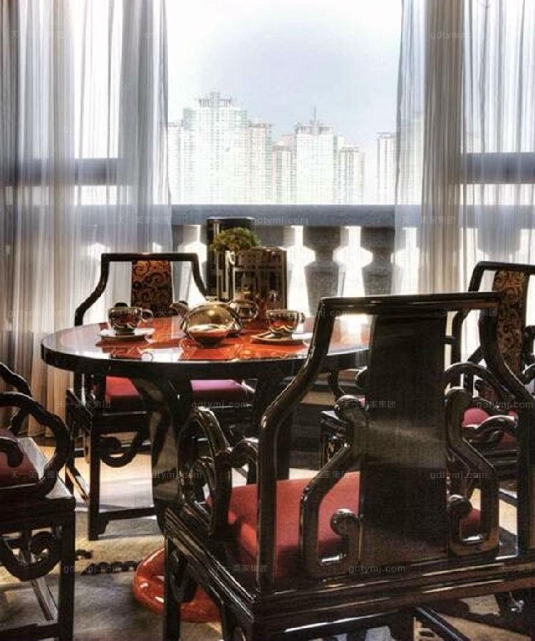 奢华新古典万博手机网页餐厅5
