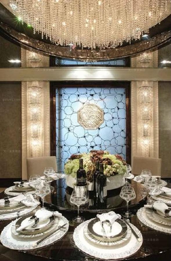 奢华新古典万博手机网页餐厅6