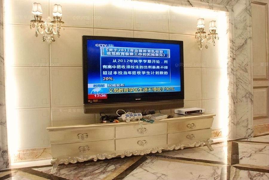 别墅新古典万博手机网页客厅6