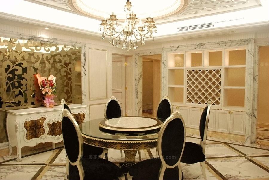 别墅新古典万博手机网页餐厅