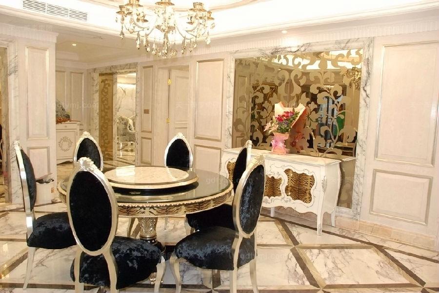 别墅新古典万博手机网页餐厅2