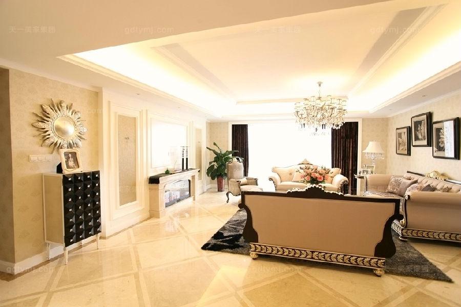 奢华新古典家具客厅4