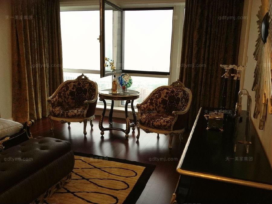 奢华新古典家具卧室2