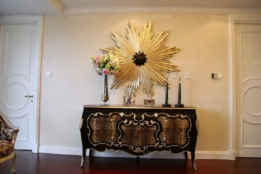 奢华新古典家具卧室3