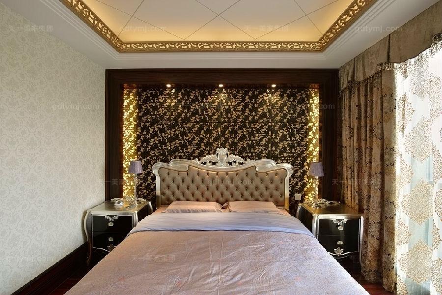奢华新古典风卧室8