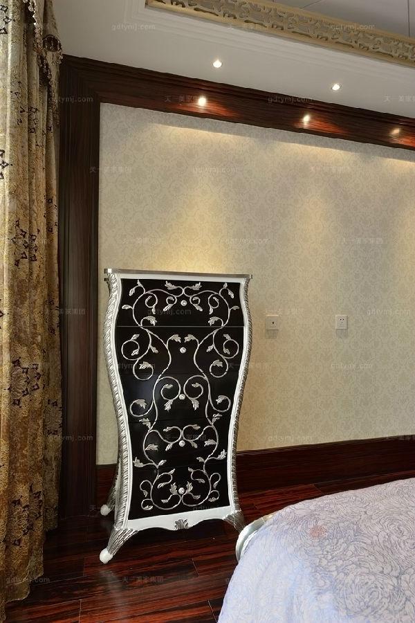 奢华新古典风卧室9