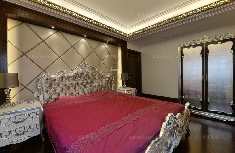 奢华新古典风卧室10