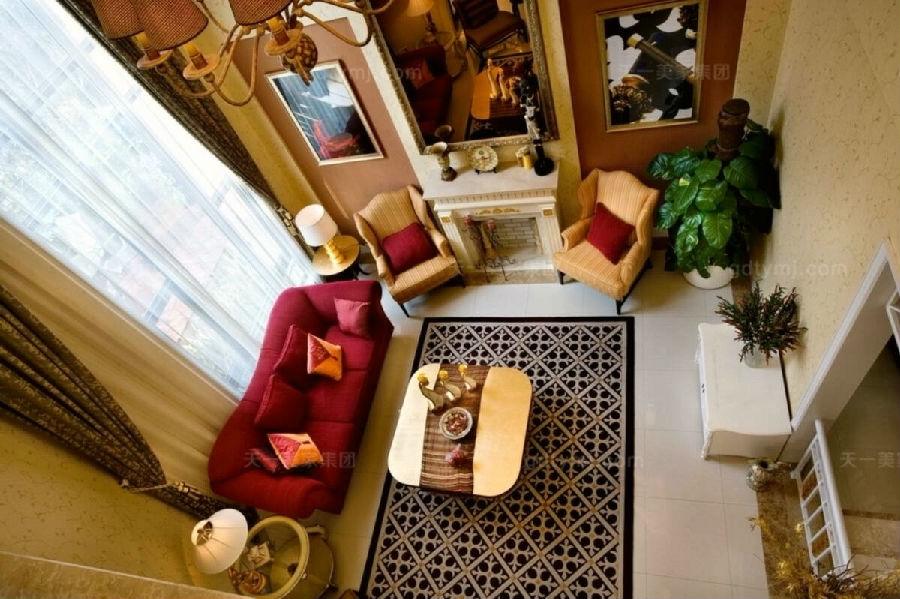 豪门别墅家具客厅2