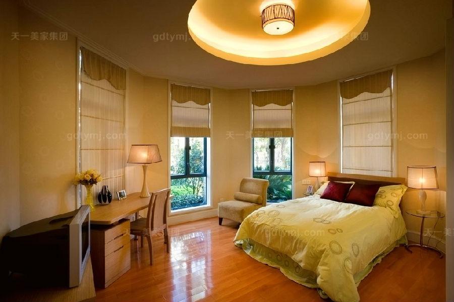 豪门别墅家具卧室