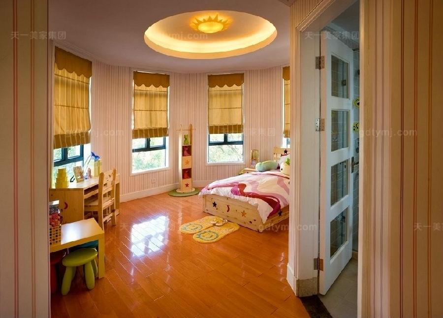 豪门别墅家具卧室2