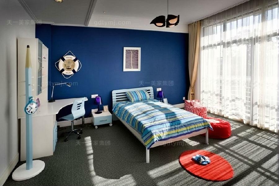 豪门别墅家具卧室3