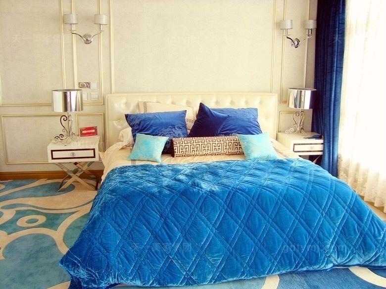 高档现代风卧室2