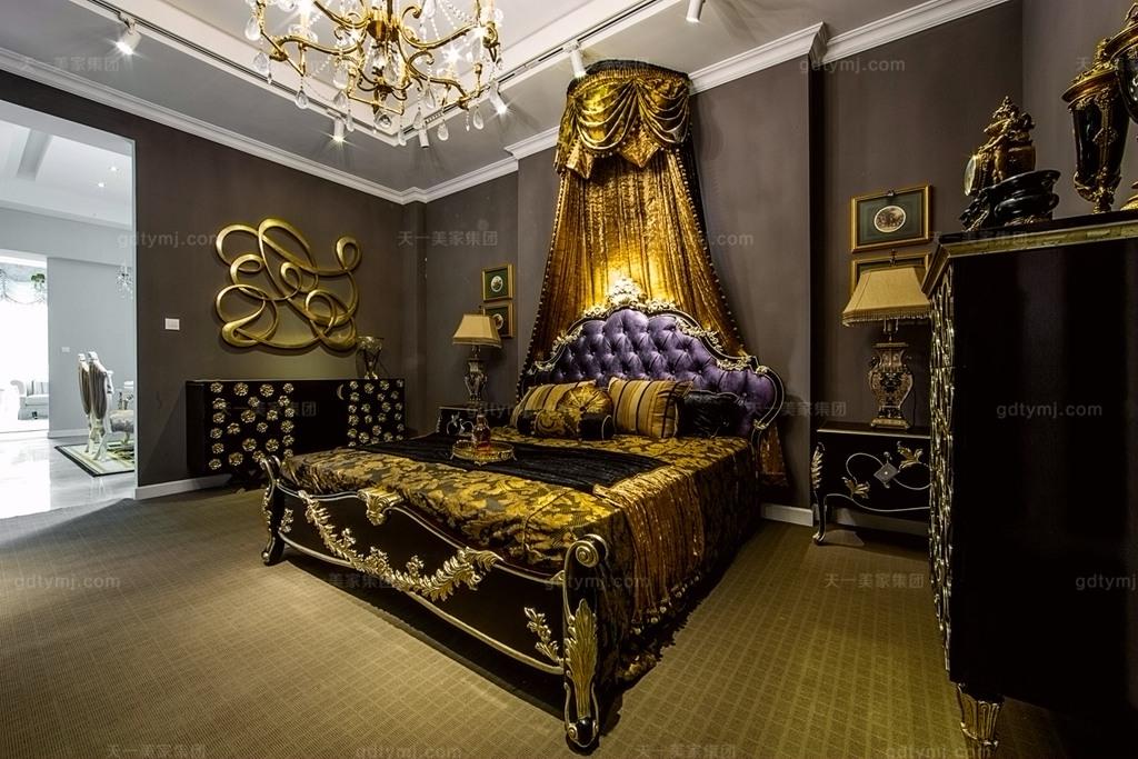 奢华新古典风卧室
