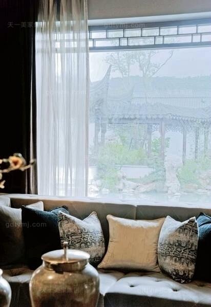 现代风格客厅4