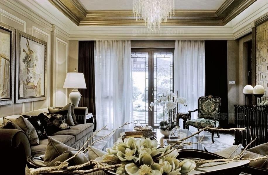 现代风格客厅6