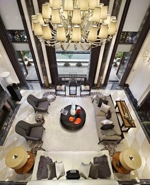 现代风格客厅10