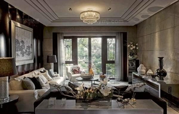 现代风格客厅13
