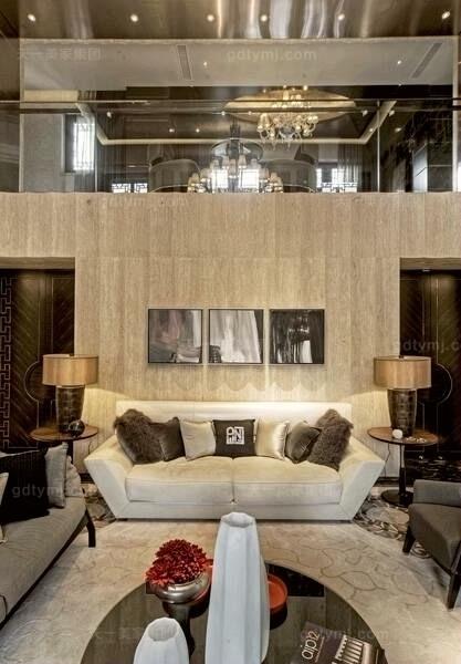 现代风格客厅9