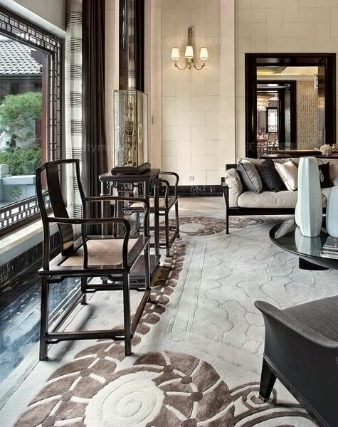 现代风格客厅11