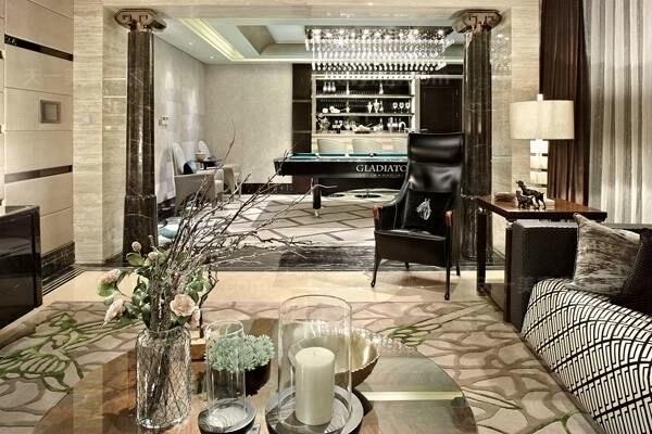 现代风格客厅15