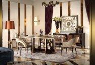 【餐厅】带您领略,高端后现代万博手机网页,奢华大气!