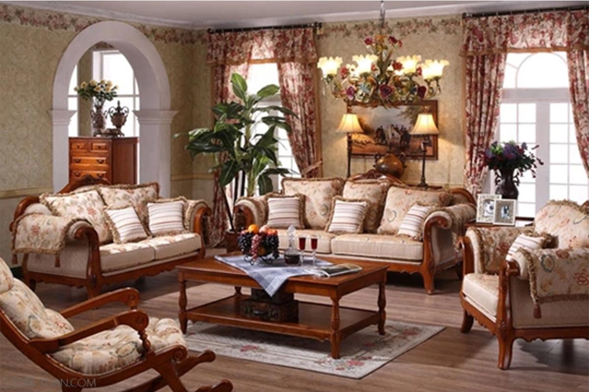 說起英式家具,田園鄉村風格是一般人對英國式家居的印象,一些花花