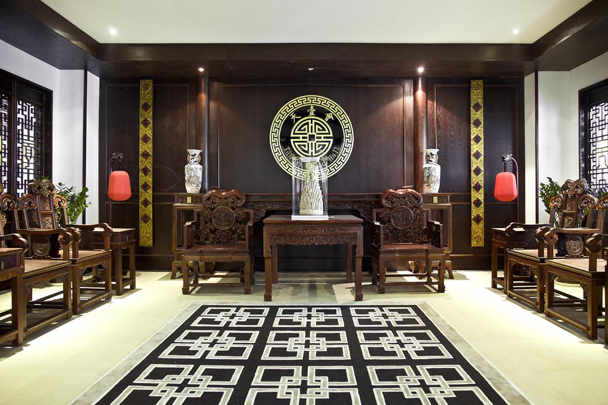 天一会红木家具---以会所名义诠释高档红木家具经典传统文化!