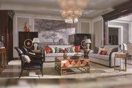 低调大气的轻奢风格万博手机网页,让你的家尽显优雅尊贵!