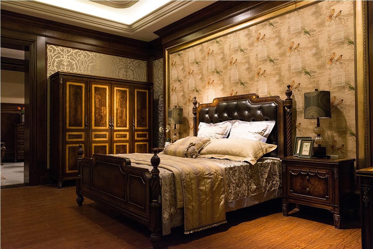 将心仪已久的美式风格融入自己家中,高档美式家具美图图片